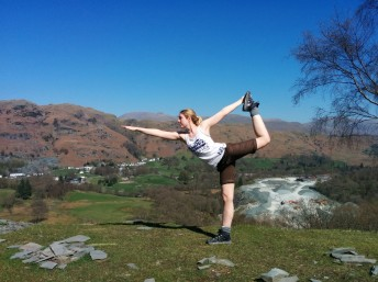 walk-yoga