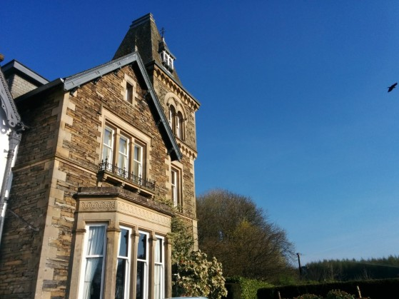 Yewfield main building